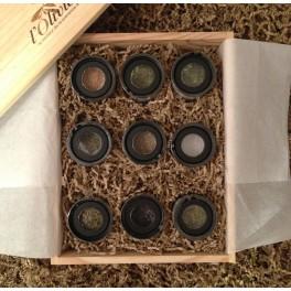 Caisse d'assortiment d'herbes & sels